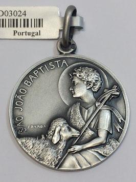 Medalha São João Baptista - Escultor