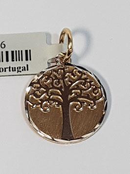 Berloque medalha Árvore da Vida 15 - AR