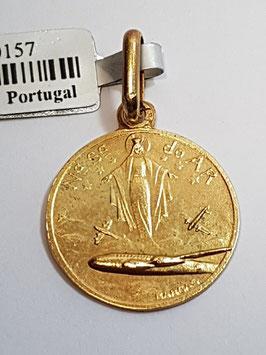 Medalha Nossa Senhora do Ar - Escultor