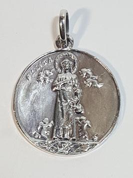 Medalha Santa Zita - ARK