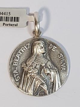 Medalha Santa Beatriz da Silva 25 - PP