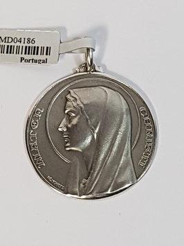 Medalha Prata - Nossa Senhora - Mater Christi 30 - PP