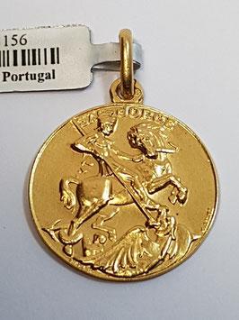 Medalha São Jorge - Escultor