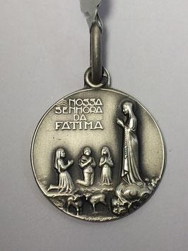 Medalha Nossa Senhora de Fátima de Perfil, Pastorinhos - Escultor