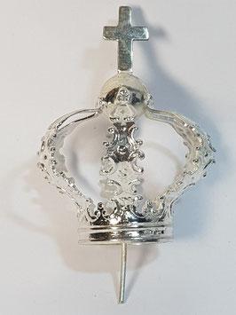 Coroa prata para santos 18.34.32.45 - MD 1926