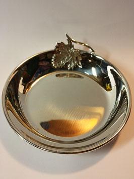 Taça Lisa em Prata Com Parra - JCC