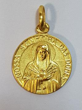 Medalha Nossa Senhora das Dores - Escultor