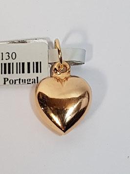 Coração Ouro 9.4,5 - MM