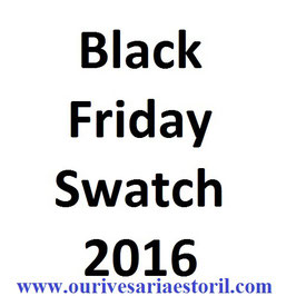 Black Friday Swatch 2016
