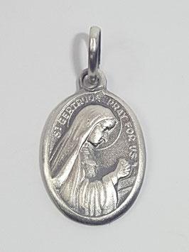 Medalha Santa Gertrudes - PP