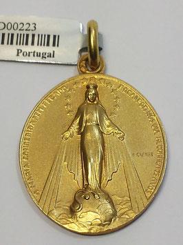 Medalha Nossa Senhora das Graças - Escultor