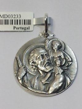 Medalha São Cristóvão - PP