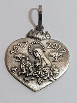 Medalha Prata do Centenário de Fátima - RR