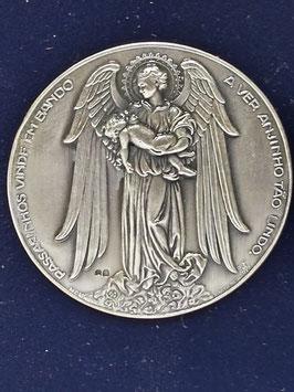 Capela Anjo da Guarda em Prata - Escultor