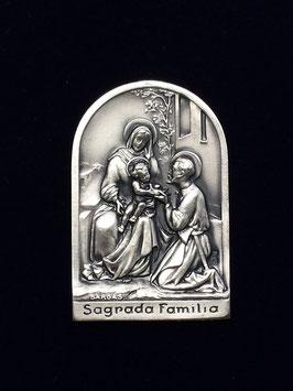 Capela Sagrada Familia em em Prata - Escultor