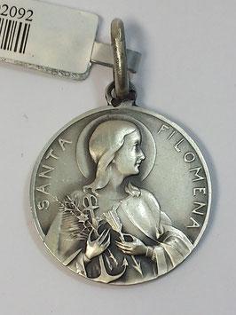 Medalha Santa Filomena - Escultor