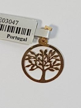 Berloque medalha Árvore da Vida 13 - IGL