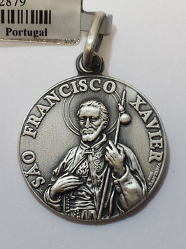 Medalha São Francisco Xavier - Escultor
