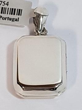 Medalha de Abrir Rectangular Lisa 20.15 - PP