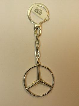 Porta Chaves em Prata - Mercedes