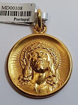 Medalha Ecce Homo - Mestre João da Silva