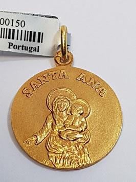 Medalha Santa Ana - Escultor