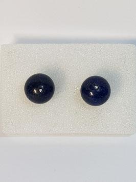 Botão de Punho Bola Lápis Lazuli - ARK