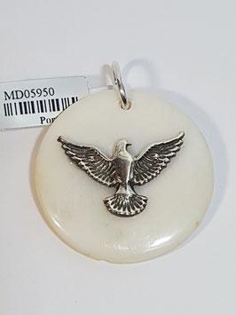 Medalha Espírito Santo - MPª Pomba 30