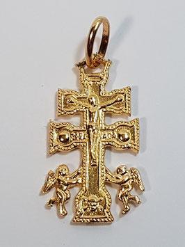Cruz ouro Caravaca 32.25 - AB