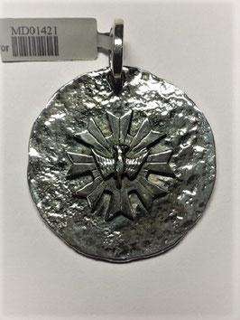 Medalha Espirito Santo - Revenida Resplendor