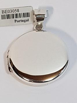 Medalha abrir redonda 26 - PP
