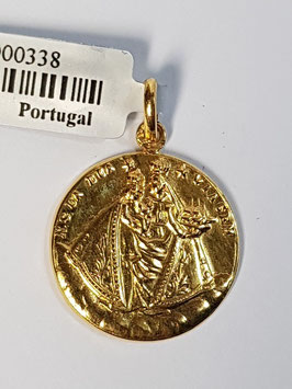 Medalha Nossa Senhora da Boa Viagem - Oca