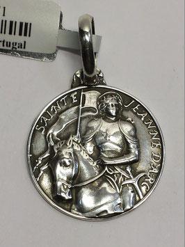 Medalha Santa Joana - MS