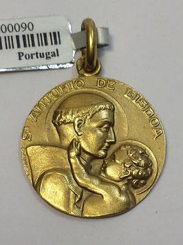 Medalha Santo António de Lisboa - Escultor