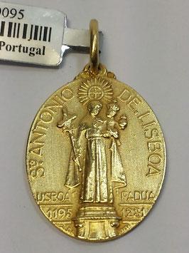 Medalha Santo António de Lisboa - João da Silva