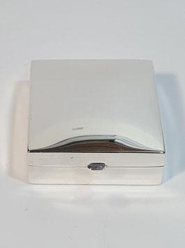 Caixa quadrada em prata - CX002 / PP