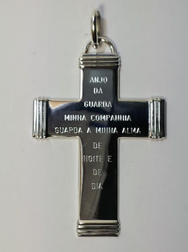 Cruz de Berço TOP - Oração do Anjo da Guarda