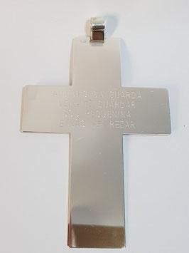 Cruz de Berço - Anjo Guarda Sou Pequenino - Menino