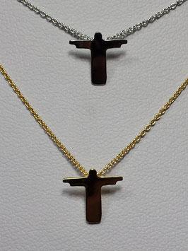 Fio prata Cristo Rei 13.15 - RB