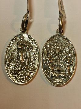 Medalha Nossa Senhora da Conceição e Santíssimo Sacramento