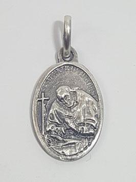 Medalha São Afonso Ligório - PP