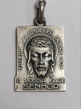 Medalha Sagrada Face - Escultor