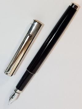 Caneta de prata tinta permanente listas e preta 37-OH018-61021