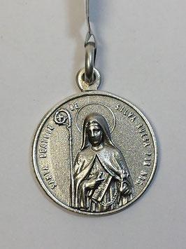 Medalha Santa Beatriz da Silva 20 - PP