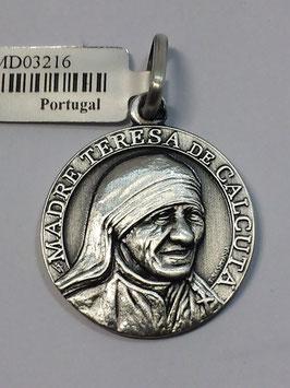 Medalha Madre Teresa de Calcutá - Escultor