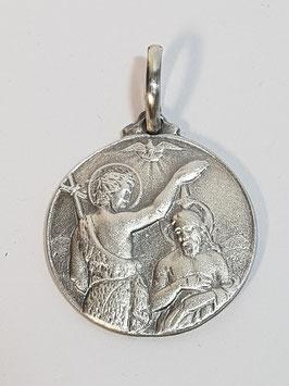 Medalha Baptismo - PP