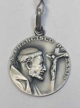 Medalha São Francisco de Assis - Escultor