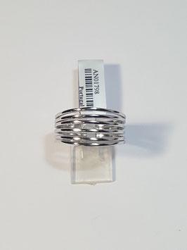 Anel em prata 6 fios - AUR