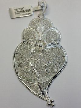 Coração de Viana de filigrana em prata 70.85