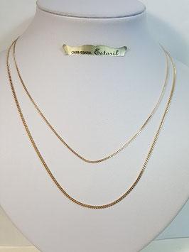 Fio Ouro Barbela Lapidada - AR